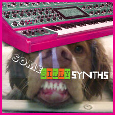 Some Silly Synths - EDM Loops - 24-Bit WAV - Logic Pro Tools Ableton Live Cubase