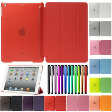 Smart Case Cover Stand Magnetic Slim Leather For Apple iPad 4 3 2 Air Mini Pro