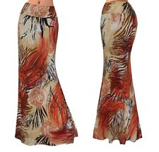 Gonna Lunga Donna Maxi Primavera Estate - Woman Maxi Printed Skirt 130051 P