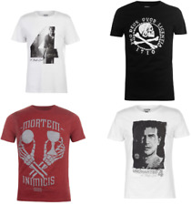 Official UNCHARTED 4 Camiseta T Camiseta Mangas Cortas Hombres Top 9866