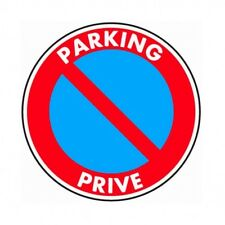 Sticker PARKING PRIVE