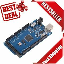 Best Mega R3 REV3 ATmega2560-16AU Board Free USB Cable Compatible For Arduino ME