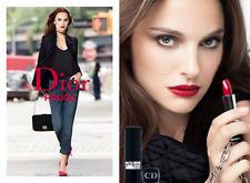 ROUGE DIOR COUTURE COLOUR LIPSTICK  ALL THE SHADES NEW & BOXED £19.99 FREE POST
