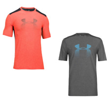Under Armour Camiseta T Mangas Cortas Hombres Top Informal 0155