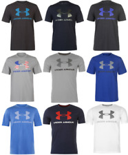 Under Armour Camiseta T Mangas Cortas Hombres Top Informal 0632