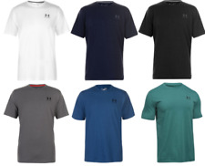 Under Armour Camiseta T Mangas Cortas Hombres Top Informal 0499