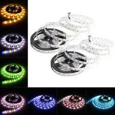 5M RGBW RGBWW SMD 5050 Non-Waterproof LED Flexible Strip Light for Christmas NEW