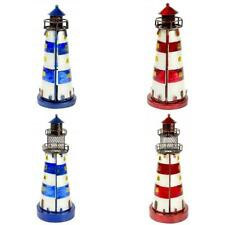 Stained Glass Lighthouse - Tealight Holder