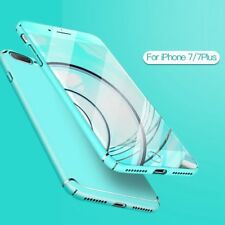 Ultra Thin Matte Candy Color Shockproof Hard Phone Case Cover For iPhone X 8 7 6