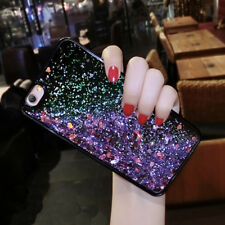 Slim Bling Moving Star Quicksand Soft Silicon Phone Case Cover For iPhone 8 7 6