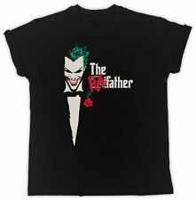 Batman The Dark Knight Joker Ha Ha T Shirt Heath Ledger Suicide Squad Tshirt