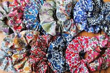 Liberty Tana Lawn Fabric Hair Scrunchie Hairband Party Gift Favour