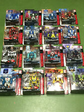 TRANSFORMERS deluxe class action figures combiner wars titam return Various avai