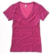 Bella+Canvas Women's Jersey Deep V-Neck T-Shirt