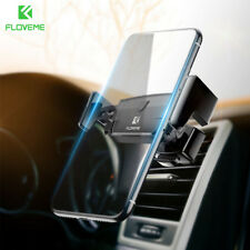 Universal Auto Lock Air Vent Mount Stand Car Phone Holder For iPhone Samsung LG