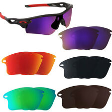Replacement Polarized Lenses Oakley Fast Jacket XL Sunglasses Frames Multi Color
