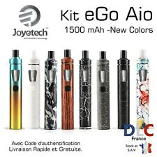 Kit eGo Aio All-in-one 1500mAh / Joyetech New Colors
