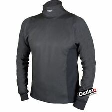 CAMISETA TERMICA UNIK WEATHER TEX WIND NEGRA