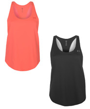 Under Armour Mujer Sin Mangas Camiseta Chaleco Tirantes Fitness 1083