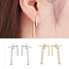 Women Fashion Simple Irregular Geometric Ear Studs Alloy Earrings Jewelry Gift
