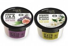 Organic Hair Mask 2 Types 250 ml Brand New-FREE UK Delivery
