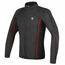 Gilet Dainese D-Core No Wind Thermo TEE LS Noir/Rouge