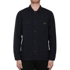 Carhartt Michigan Shirt Jacket - Dark Navy Rinsed
