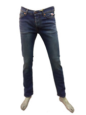 ROY ROGER'S JEANS UOMO MOD. 529 SUPERIOR DENIM WEARED 10