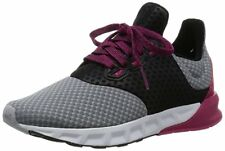 Adidas Women's Falcon Elite 5 W Running Trainers Grey/Black/Pink RRP £55