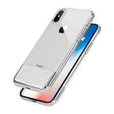 Case for iPhone X iPhone 8 Minimal Slim Caudabe Case Lucid Clear