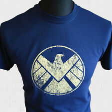 Agentes of SHIELD Camiseta Marvel Vengadores Captain America Iron Man superhéroe