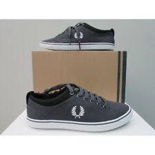 Scarpe uomo sneakers Fred Perry Hallam blu o nere (mod. calvin klein, guess)