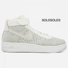 Nike Air Force 1 Flyknit off white