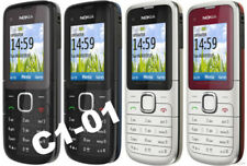 best New Nokia C2-01 NOKIA C1-01  (Unlocked) Mobile Phone UK Seller Black Gold