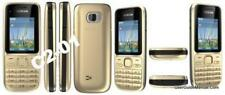 New Nokia C2-01 NOKIA C1-01 Boxed  (Unlocked) Mobile Phone UK Seller Black Gold