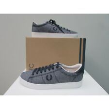Scarpe Fred Perry Donna sneakers Spencer Canvas Blu navy (mod. hogan, liu jo)