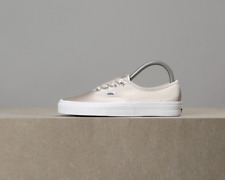 Vans Womens Authentic Satin Lux - Light Silver / True White