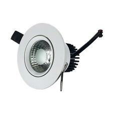 Downlight Led COB Empotrable Orientable 7W