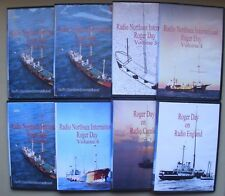 Roger Day 8 fantastic disks from his time with Caroline, RNI & Radio England
