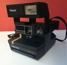 Polaroid 635 CL Supercolor Vintage Instant Camera - Uses Polaroid 600 Film