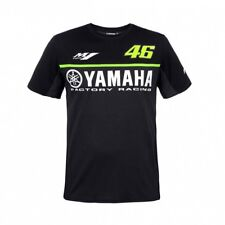 Official Valentino Rossi VR46 Racing Moto GP Men's for Yamaha T-Shirt Motorcycle
