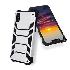 Armour Case iPhone X XR XS Max 8 7 6s 6 SE 5s Plus Tough Rugged Spider Cover
