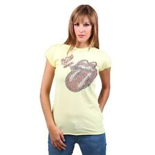 Camisetas y Tops -  Amplified Amarillo Mujer No Aplica Amplav400stolm 9739212
