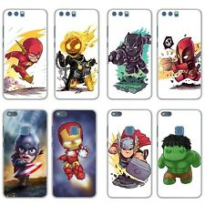 Marvel Heroes Phone Case Cover For Samsung Galaxy S8 S8+ S7 S6 Edge Joker Batman
