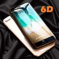 Official 6D Curved Full Cover Tempered Glass 6D Screen Protector For iPhone x 7