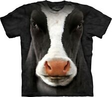The Mountain Unisexe Enfant Visage De Vache T Shirt