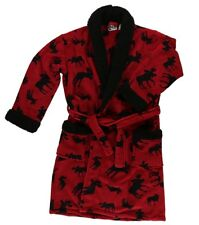 LazyOne Unisex Classic Moose Bathrobe Adult