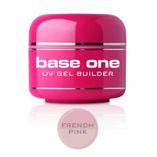 SILCARE Base One FRENCH PINK Original UV Gel BUILDER 5g  50g