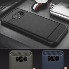 New ShockProof Luxury TPU Rugged Case Cover for Samsung Galaxy S9 S8 & S8 Plus