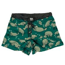 LazyOne Junior Donna No Wake Zone Manatee Pigiama Boxers